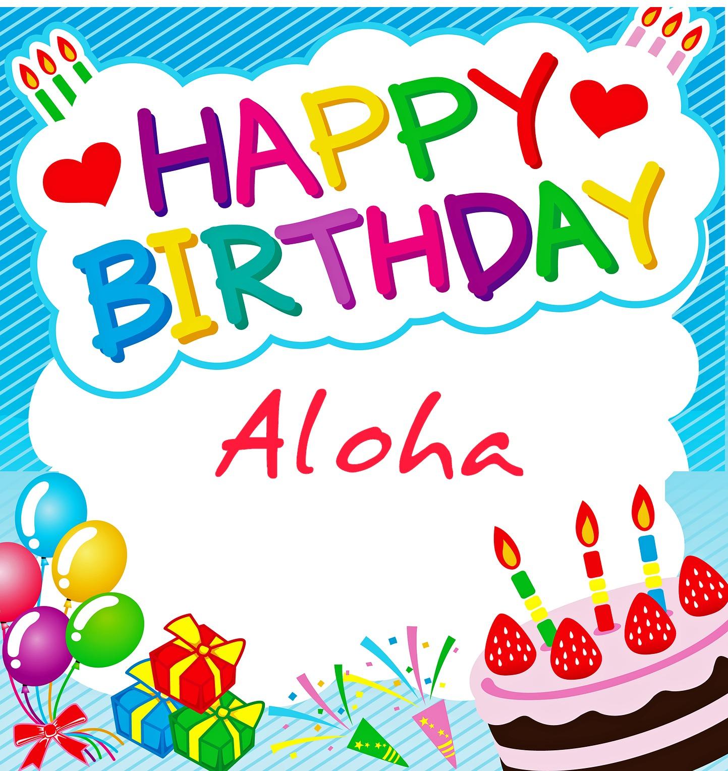 Aloha german free Aloha! Cluster