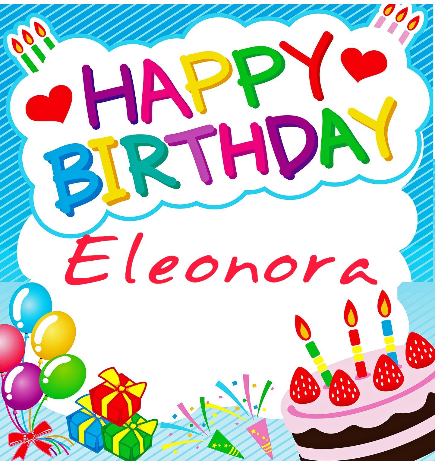 Super 50+ migliori Compleanno 🎂 Immagini per Eleonora Download DH21