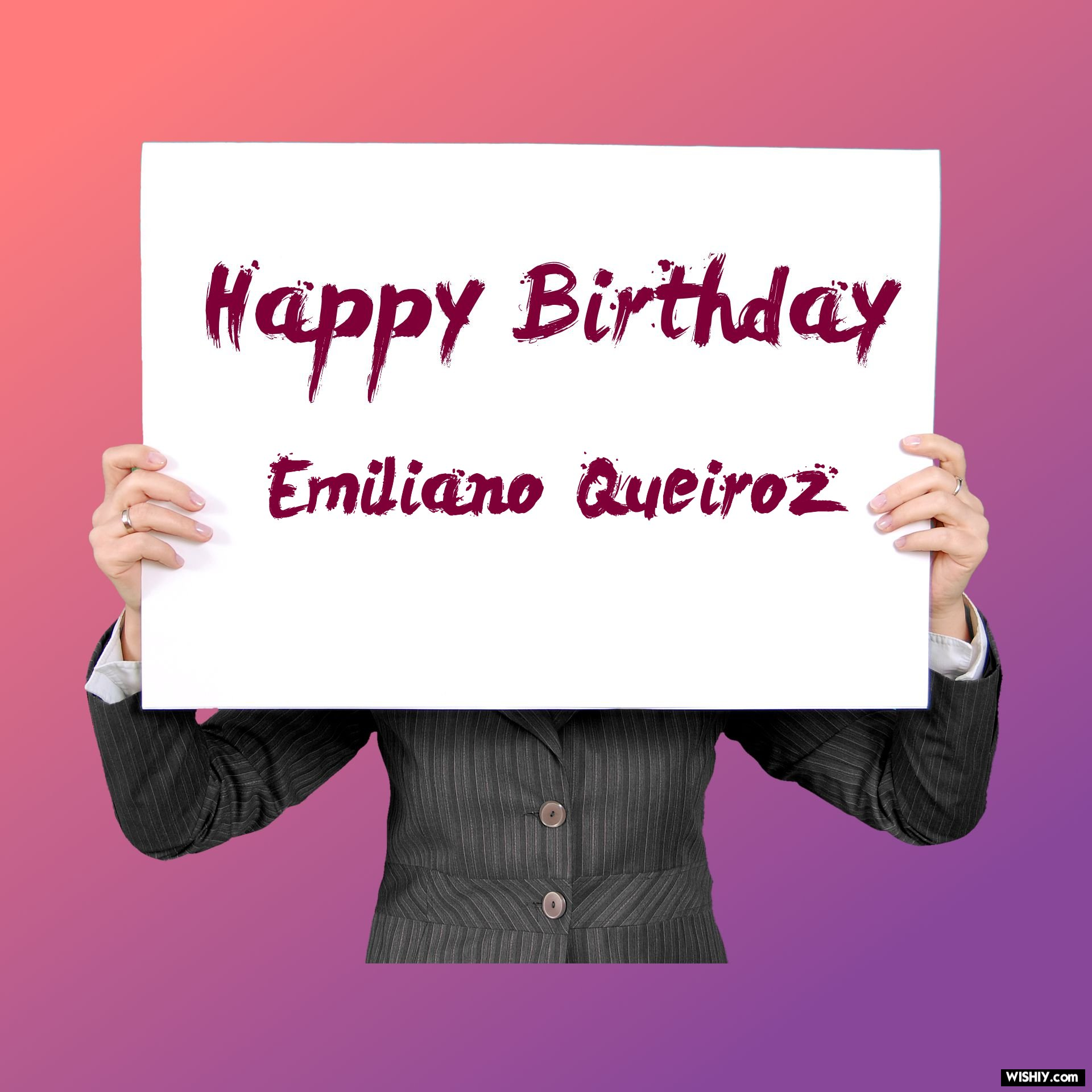 Birthday Images For Emiliano Queiroz Generator 2020