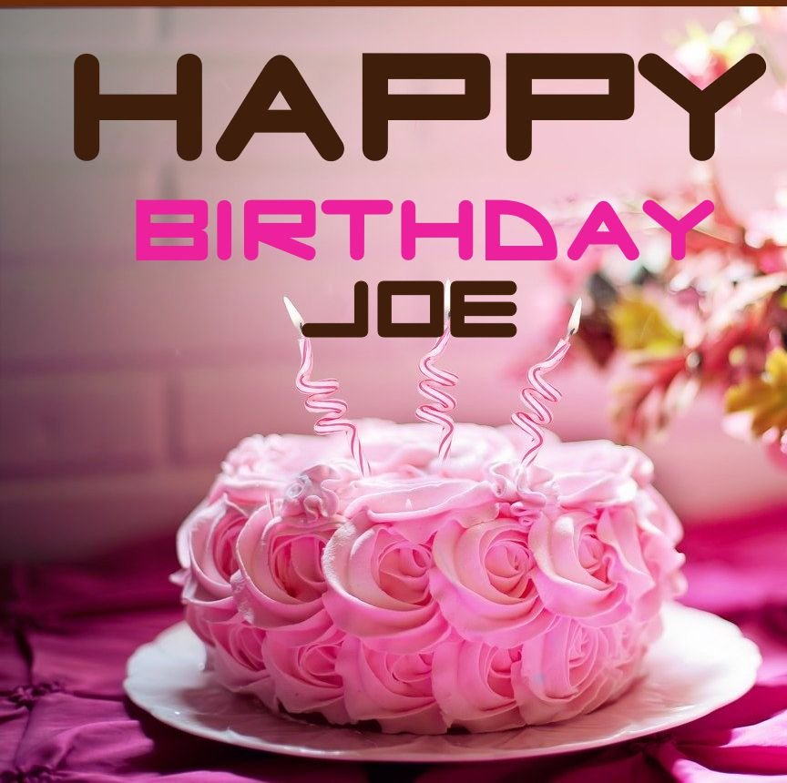 25 Best Birthday Images For Joe Instant Download 2020