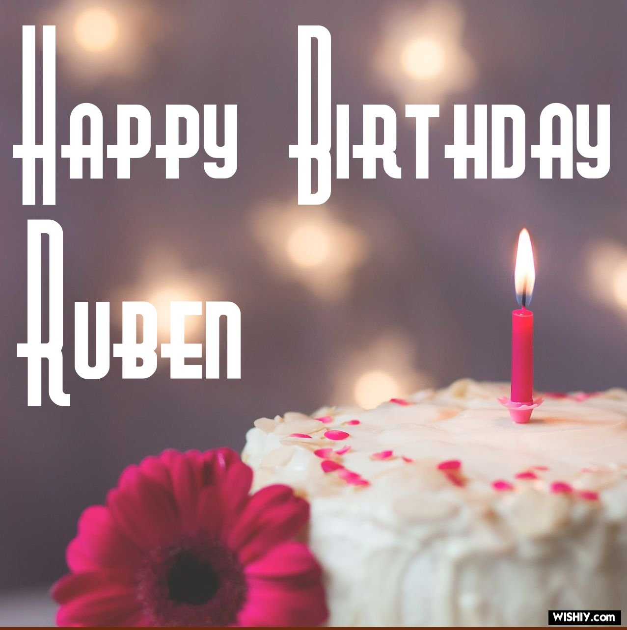 50 Best Birthday Images For Ruben Instant Download 2021
